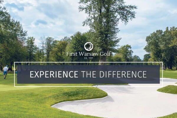 Witamy w First Warsaw Golf – Experience the Difference