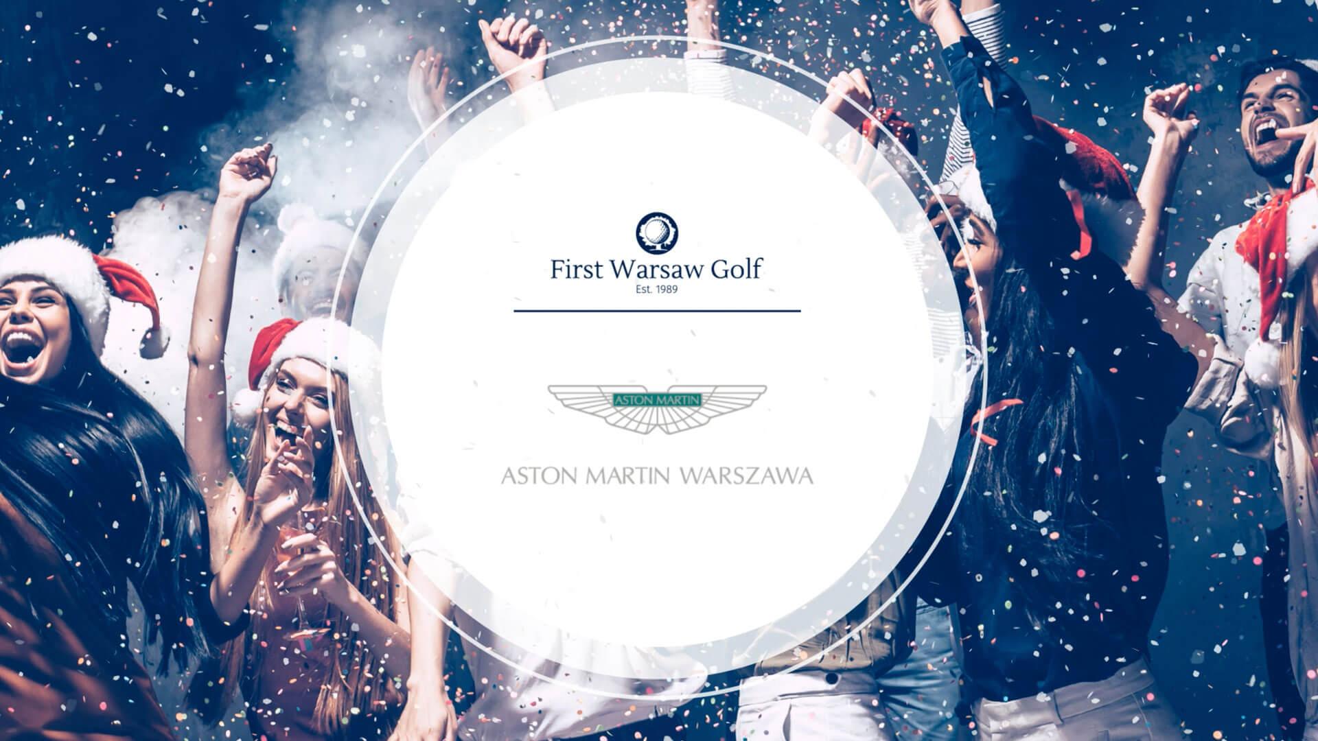 Impreza Świąteczna Prezesa First Warsaw Golf