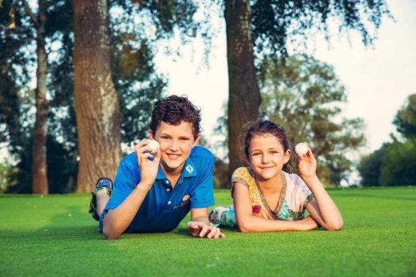 Półkolonie golfowe w First Warsaw Golf