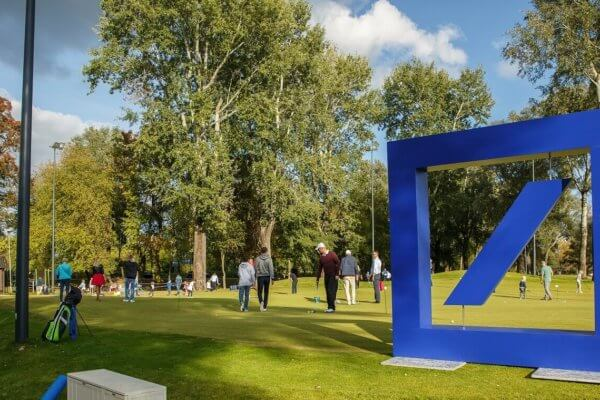 Deutsche Bank Golf Day – the biggest golf academy in Poland