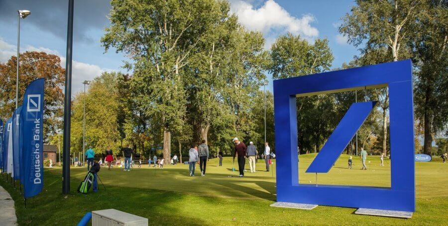 Deutsche Bank Golf Day – największa akademia golfa w Polsce