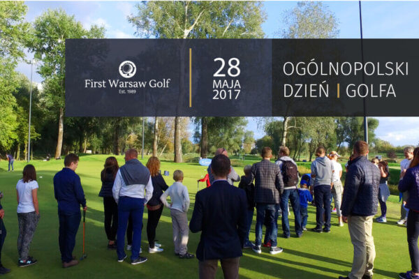 Ogólnopolski Dzień Golfa – 28 Maja 2017