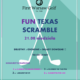 Fun Texas Scramble – Sunday 21st