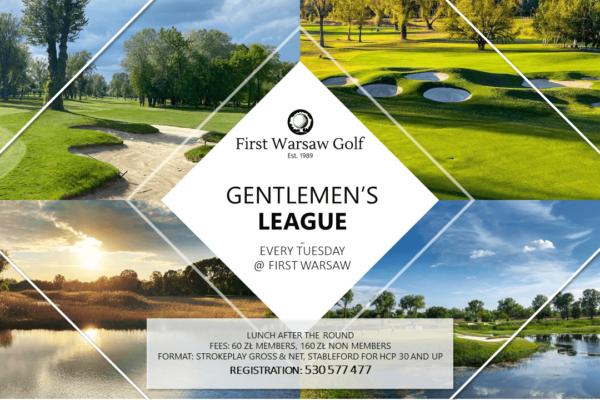 Lista startowa – Gentlemen's League 28.07