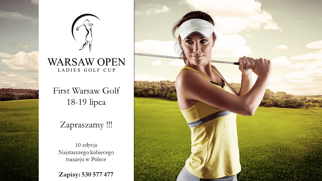 Warsa Open Ladies Golf Cup 2020