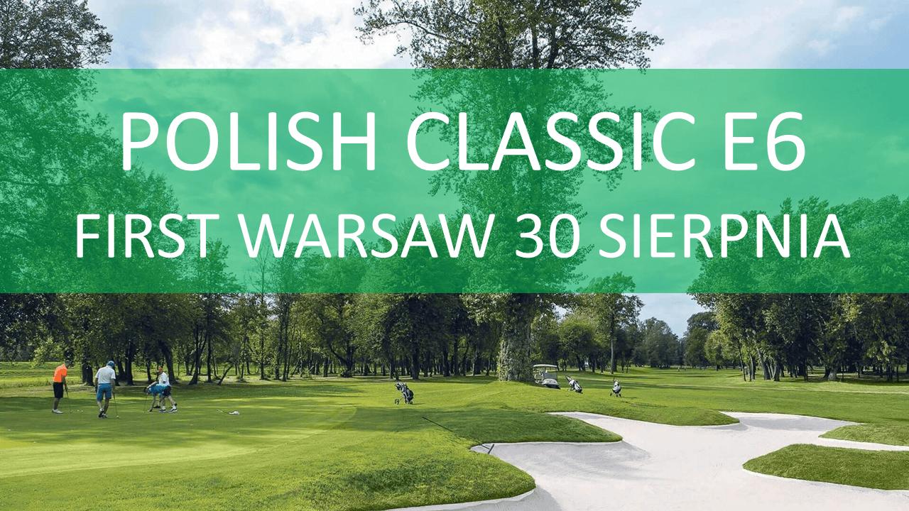 Polish Classic 30 sierpnia – ostatnia szansa na zapis