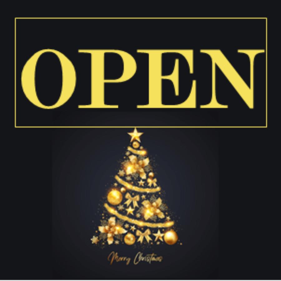 Klub otwarty w czasie Świąt